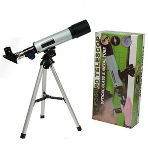 Professional Astronomical Telescope With Tripod Outdoor Monocular Zoom Spotting Scope For Watching Moon Stars Lenses