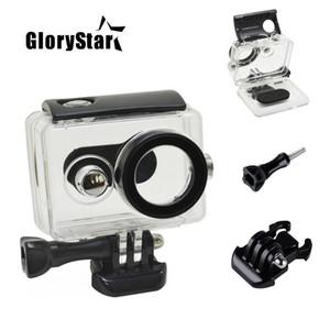 Gloorystar 45m Caso impermeabile subacqueo subacqueo per Xiaomi Yi Sport Box impermeabile per Xiaomi Yi Azione Camera Protettiva 76