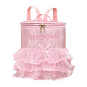 Children's dance training school bag, thick waterproof cloth storage, large capacity custom LOGO