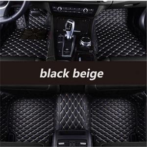 Car floor mats for BMW GT 320i 330i 528i 520i ActiveHybrid 535i xDrive E70 e83 1 2 3 4 5 6 7 Series X1 X3 X4 X5 X6 X7