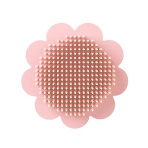 Wholesale Baby silicone shampoo brush clean head exfoliating silicone shampoo brush children'shower bath care household tools