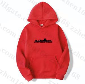 2021 Mens Women Designer Hoodies Pata Fashion Hoodie Winter Man Long Sleeve Men s Womens Hoodie Clothing mountain Print Clothes Sweatshirts