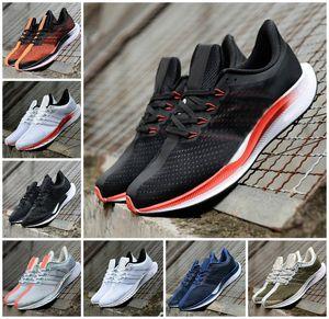 2021 Nuevo Zoom Pegasus Turbo apenas gris Punch Hot Black Shoes Blanco Chaussures Hombres Mujeres Reaccionar Zoom X Pegasus 35 Entrenadores Zapatillaes