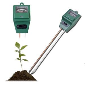 New Arrival 3 in 1 PH Tester Soil Detector Water Moisture humidity Light Test Meter Sensor for Garden Plant Flower DWF5391