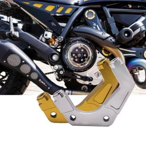 Pedals Motorcycle Connection Code Modification Accessories Metal Sturdy Brake Caliper Bracket For