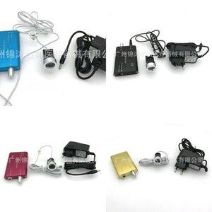 Faro de LED recargable de lupa dental Lupa con filtro de luz Operación de brillo ajustable Faro Faro 374 x2