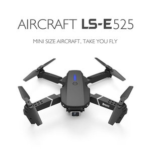 Drone LS-E525 drone 4k HD dual lens mini drone WiFi 1080p real-time transmission FPV drones Dual cameras Foldable RC Quadcopter dysoon
