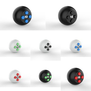 Fidget Pad Magic Cube Anti Stress Hand Puzzles Controller Game Ball Cubes Relax Relieve Stress Anxiety Toy for ADHD ADD OCD all Ages H34CZT8