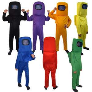Halloween children's space game role stage perforce costume Cosplay werewolf kill astronaut Costume