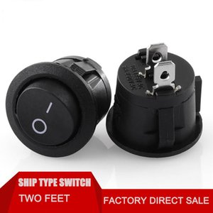 Push Button Switch Rocker Switches with wire for auto motorcycle Modified 12v 24v