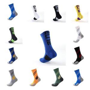 30 USA Professionelle Elite Basketball Socken Mens Lange Knie Athletische Sport Socken Mode Wanderung Laufen Tenniskompression Thermische Socke
