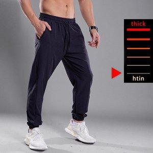 Running Pants BINTUOSHI Men Sport Soccer Training With Zipper Pockets Jogging Fitness Gym Workout 1