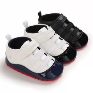 Bebek İlk Walkers Çocuk Deri Ayakkabı Bebek Spor Sneakers Çizmeler Çocuk Terlik Yürüyor Yumuşak Sole Kış Sıcak Moccasin Drop Shipping