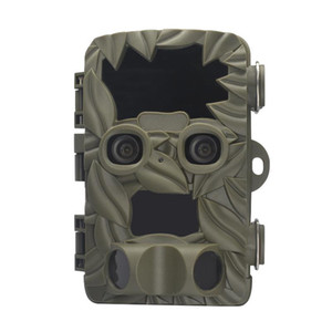 H8201 Trail Camera Night Vision 4K 20MP 170 Degree Wide Angle Wildlife Camera with Night Vision Motion Activated Waterproof