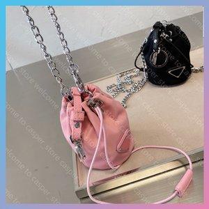 امرأة دلو حقيبة النساء الفضلات مصممين أكياس 2021 إمرأة حقيبة مصممي محفظة حزمة حقيبة مصغرة محفظة سيدة حقائب الكتف مع مربع