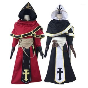 Identity V Eli Clark Prophet adjudicator shepherd Cosplay costume Carnaval Halloween costume Christmas party1