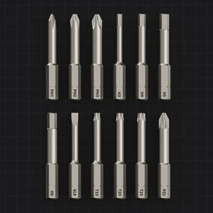 Оригинал Xiaomiyoubiyoupin Hoto Electric Отвертка прямая ручка электрическая отвертка 3 скорость крутящего момента, аккумуляторная с корпусом Светодиодный свет