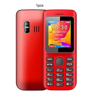 Walkie Talkie Dual Card Standby Gsm Big Words Loud Old Man Mobile Phone Portable