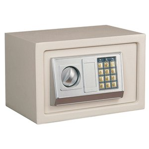 Digital Security Box Keypad Lock Small Size Electronic Safe cash jewelry storage bedside home office (20*31*20cm)