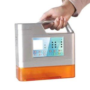 Printers 2021 Industrial Small Portable Mini Hand Fiber Laser Printer Handheld Marking Machine