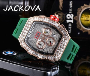 Best Quality Men Watch Women 45mm Silicone Automatic High Quality Business Casual Mens Womens Diamonds Wristwatches