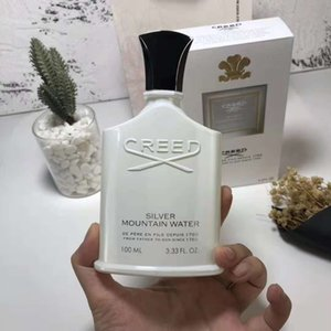 SIER MOUNTAIN WATER Creed Cologne Perfume for men sparay With Long Lasting High Fragrance 100ml Good Quality come with box