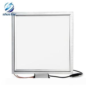 24 W LED Panel Işık 300x300 Kare Lampada Yüksek Parlak LED Kapalı Tavan Lambası Beyaz Sıcak Beyaz Su Geçirmez LED Sürücü Ile