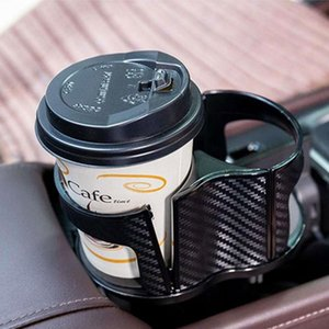 Dual-purpose Car Expander Adapter With Adjustable Base Drinks s Bottle Cup Holder Bekerhouder Auto
