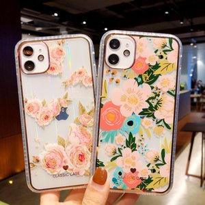 Polarization Transparent Case For iPhone 11 pro max x xs max 11 12 Pro Max 7 8Plus 12Mini Clear Cover Back Case
