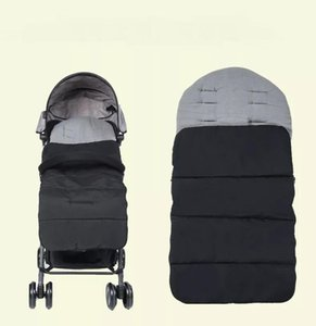 Stroller Parts & Accessories Baby Warm Foot Cover Universal Carriage Sleeping Bag Infant Mattress Polar Fleece Autumn Winter Children's Wrap