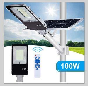 High Quality Solar Street Light LED FloodLight Spotlight 50W 60W 100W 200W 300W 500W Outdoor Waterproof Solar Flood Light LED Spot Lamps