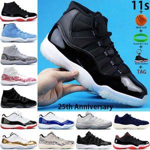 Новые 11 11s Jumpman баскетбол обувь низкая легенда синий белый разводили Velvet Pinnacle серый Наследница Синий Pantone мужские женские кроссовки инструкторов