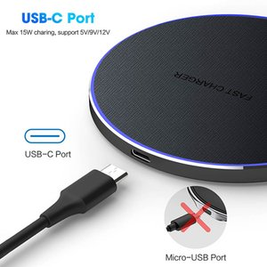 30W Wireless Charger for iPhone 12 Pro Mini 11 XS Max X XR 8 Plus 20W 15W Qi Fast Charging Pad Samsung Note 20 10 S20 S10 S9
