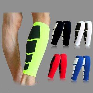 النساء الرجال 1 قطعة الساق العجل دعم شين الحرس قاعدة طبقة ضغط تشغيل كرة القدم كرة السلة كرة السلة الأكمام السلامة