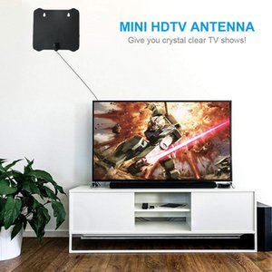 Latest Digital Antena for TV Aerial Active Indoor 1500 Miles HDTV Antennas DVB-T2 ATSC ISDB 1080P Signal Dish Receiver
