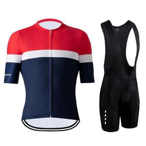 La Passion Jersey Cycling Jersey Set 2021 Nouveaux hommes Vélos Vêtements Vêtements Été VTT Vélo Route Costume Anti-Slip Maglia da Ciclismo
