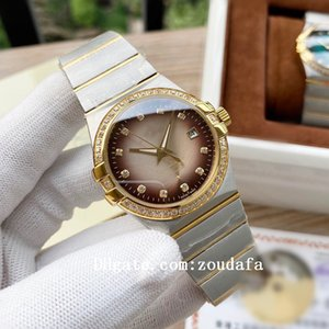 2021 Hoher Qualität Sea Boss Planet 007 Mann Uhren Aqua Constellation Terra Armbanduhren Ocean James Bond Master Chronograph Herrenuhr D5030