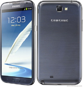 Refurbished Original Galaxy Samsung Note II 2 N7100 Quad Core 2GB RAM 16GB ROM 8MP 5.5 inch Smartphone 3G Mobile Phone