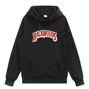 Fashion Brand Backwoods Men's Fleece Hoodies Thick Warm Sweatshirts Sportswear Hooded Unisex Pullover Male Tracksuit 15 Colors