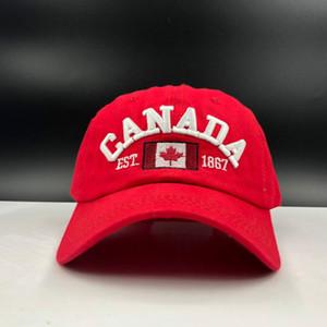Jiangxihuitian 2019 حار بسيط كندا إلكتروني التطريز قبعات البيسبول snapback قبعة للرجال النساء الترفيه قبعة قبعة بالجملة