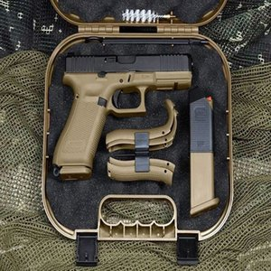 Glock 17 Caliber Metal tin signs posters plaques decorative iron paintings metal painting