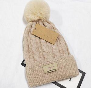Verastore New Winter Hats Winter Color Solid Color Knit Beanie Donne Cappello Cappello Cappuccio Cappello Cappuccio caldo Femmina Soft Soft Soft Addensori Hedging Cap Slouchy Bonnet