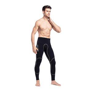2m m de neopreno buceo traje de neopreno pantalones traje de baño hombres trajes de buceo nadar pantalones trajes de ensueño largo snorkeling pantalones buceo surf pantalones l0312