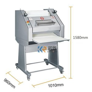 Food Processors French Baguette Bread Forming Machine Commercial Use Toast Loaf Maker Dough Moulder