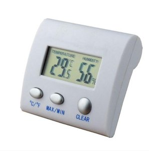 Digital LCD Temperature Humidity Hygrometer Thermo Weather Station Termometro Reloj thermal Imager Humidometer KKE4802
