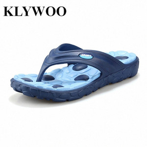 Wholesale Hot Sale Authentic New Summer Fashion Flip Flops Men Sandals Male Flat Massage Beach Slippers Men Loafers Shoes Shoes For Sa P01A#