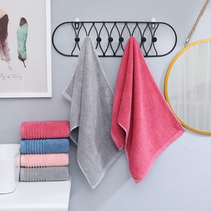 Bamboo fiber towel for face washing household towel soft absorbent couple eight Satin adult children's towel