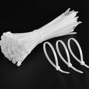 Plastic Cable Tie Nylon Cable Ties Zip Tie Wire Strap factory direct sale