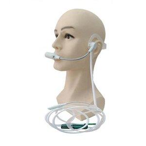 에어 펌프 액세서리 헤드셋 비강 유형 산소 캐 뉼러 2M 실리콘 짚 튜브 농축기 발생기 발전기 흡입기