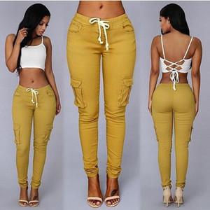 Elastic Sexy Skinny Pencil Jeans For Women Leggings Jeans Woman High Waist Women's Thin-Section Denim Pants